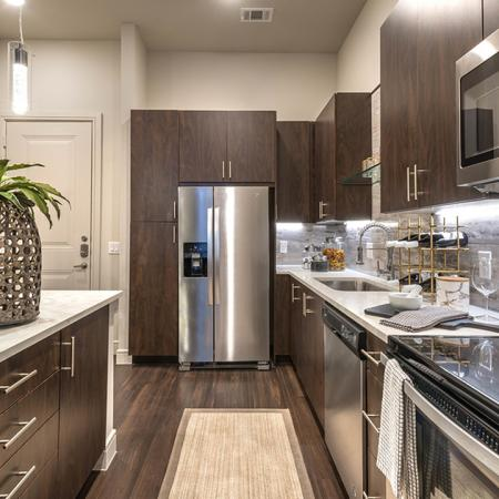 Stainless Steel | Modera Turtle Creek | Dallas, TX | Brand New Apartment Homes