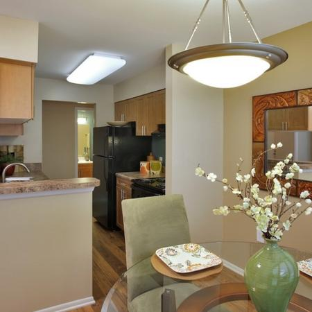 Elegant Dining Room | Apartments Columbia MD | Alister Town Center Columbia