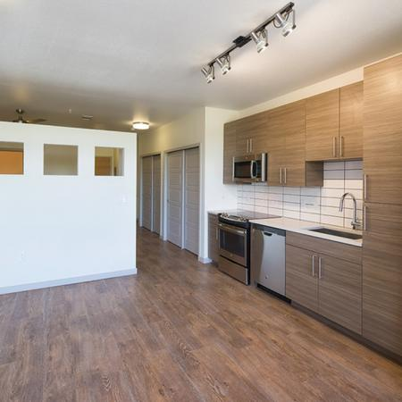 One-Bedroom Apartment with Studio-Style Living Space | Modera Observatory Park