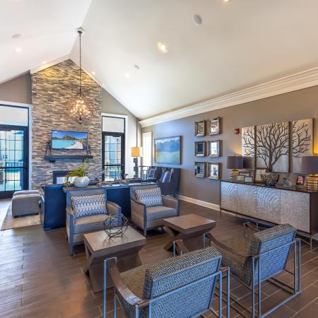 Elegant Community Club House | Apartments In Kansas City | The Retreat at Tiffany Woods
