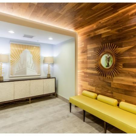 Interior Lobby | Apartments In Kansas City Mo | The PowerLight Building