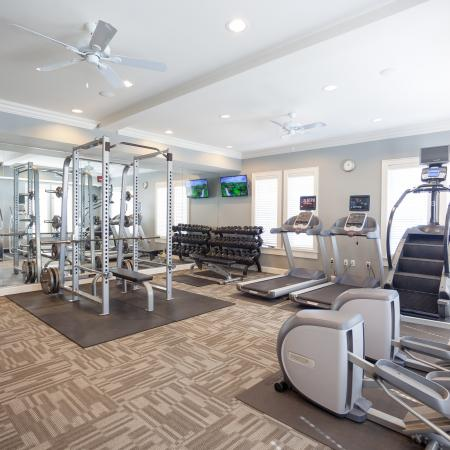 State-of-the-Art Fitness Center | Apartments In Kansas City | The Retreat at Tiffany Woods