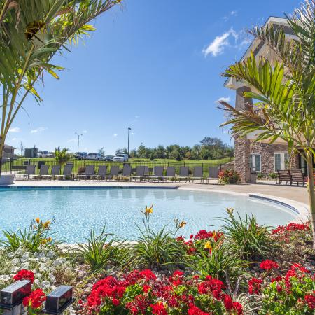 Swimming Pool | Apartments In Kansas City | The Retreat at Tiffany Woods3