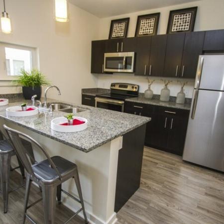 Spacious Kitchen | Kansas City Apartments | RM West