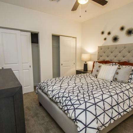 Spacious Bedroom | Apartments Kansas City MO | RM West 1