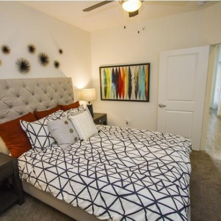 Elegant Bedroom | Apartment In Kansas City | RM West 1