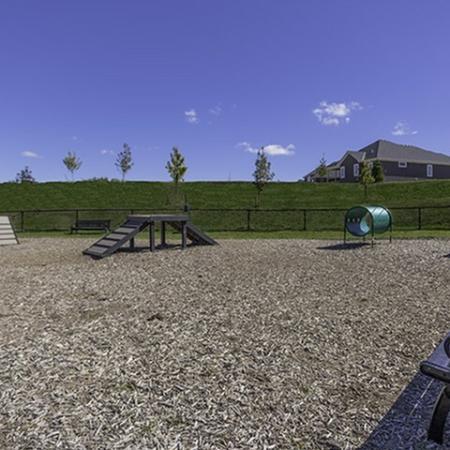 Resident Bark Park | Kansas City Missouri Apartments | The Retreat at Tiffany Woods