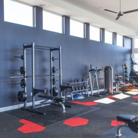 State-of-the-Art Fitness Center | Lees Summit Missouri Apartments for Rent | Summit Square