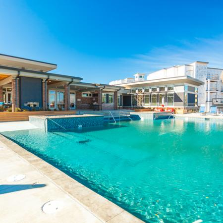 Resort Style Pool | Apartments in Lees Summit | Summit Square