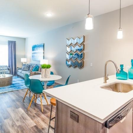 Spacious Kitchen | Lees Summit Apartments | Summit Square