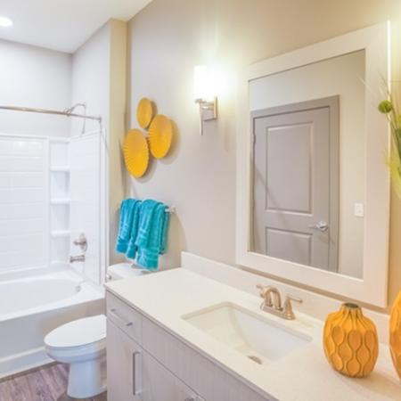 Spacious Bathroom | Apartment Homes In Lees Summit | Summit Square