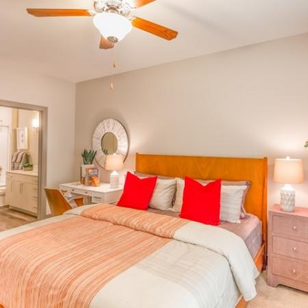 Luxurious Bedroom | Apartments in Lees Summit | Summit Square
