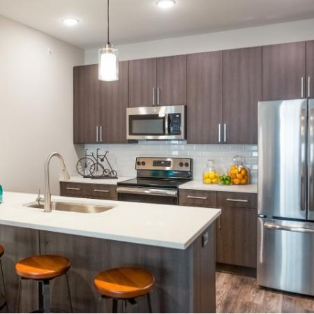 State-of-the-Art Kitchen | Lees Summit Missouri Apartments | Summit Square