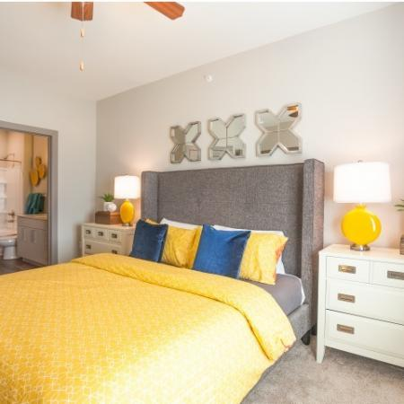 Elegant Bedroom | Apartment Homes In Lees Summit | Summit Square