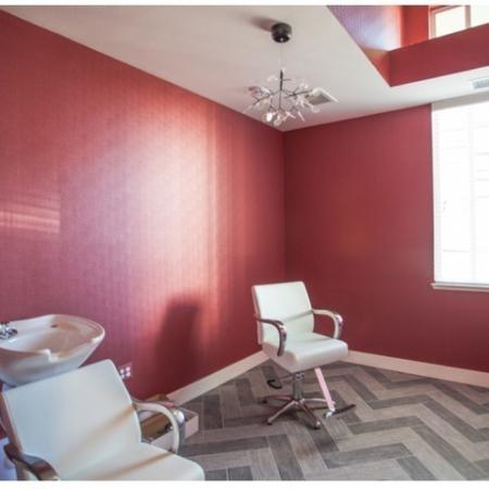 Resident Hair Salon | Apartments in Lees Summit | Summit Square