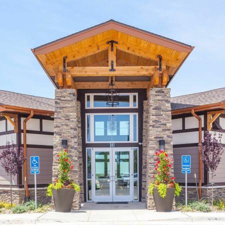 Friendly Office Staff | Apartments Liberty Mo | Copper Ridge Apartments