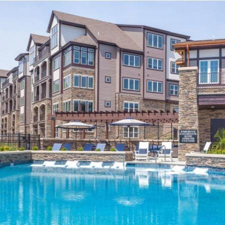 Resort Style Pool | Apartment For Rent In Liberty Mo | Copper Ridge Apartments