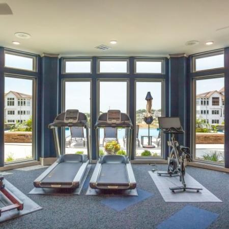 Cutting Edge Fitness Center | Apartments In Liberty Missouri | Copper Ridge Apartments