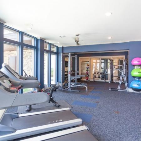 State-of-the-Art Fitness Center | Liberty Mo Apartments | Copper Ridge Apartments
