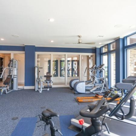 On-site Fitness Center | Apartments Liberty Mo | Copper Ridge Apartments
