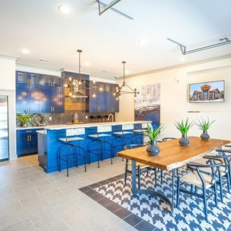 Elegant Resident Club House | Apartments In Liberty Missouri | Copper Ridge Apartments
