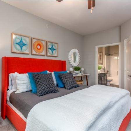 Vast Bedroom | Apartments Liberty Mo | Copper Ridge Apartments