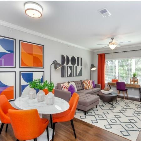 Elegant Living Room   Apartments Liberty Mo   Copper Ridge Apartments