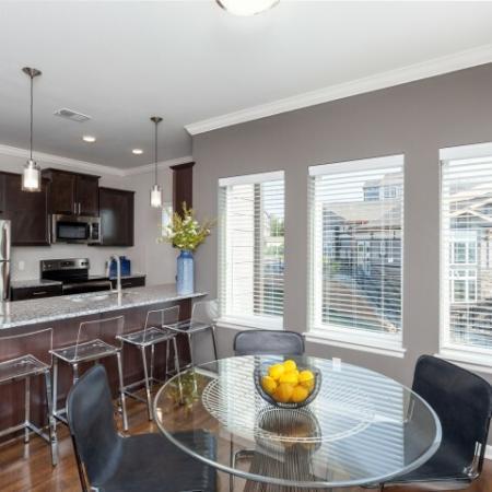 Elegant Kitchen | Apartment For Rent In Liberty Mo | Copper Ridge Apartments