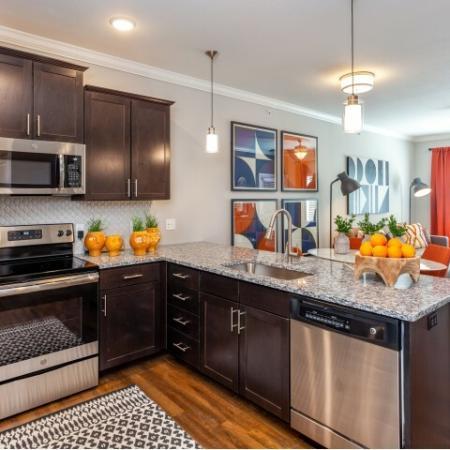State-of-the-Art Kitchen | Apartments In Liberty Missouri | Copper Ridge Apartments
