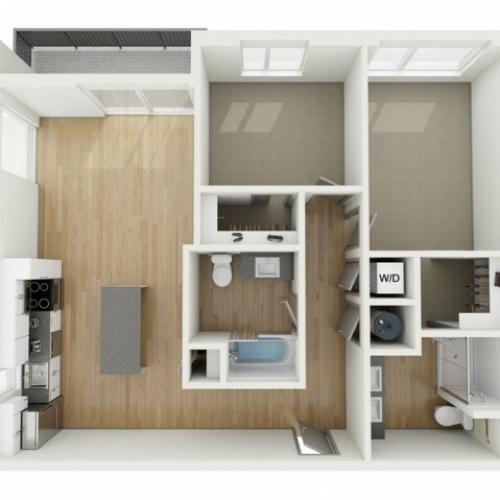 B9 Two Bedroom