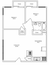 First floor apartment