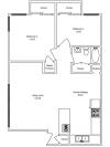 Upper level apartments