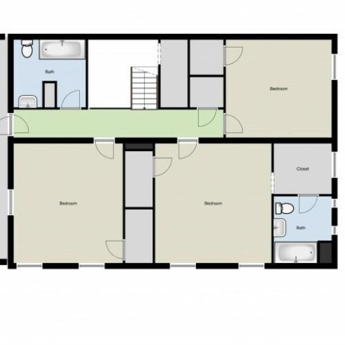 Plantation 2nd Floor (FGO3)