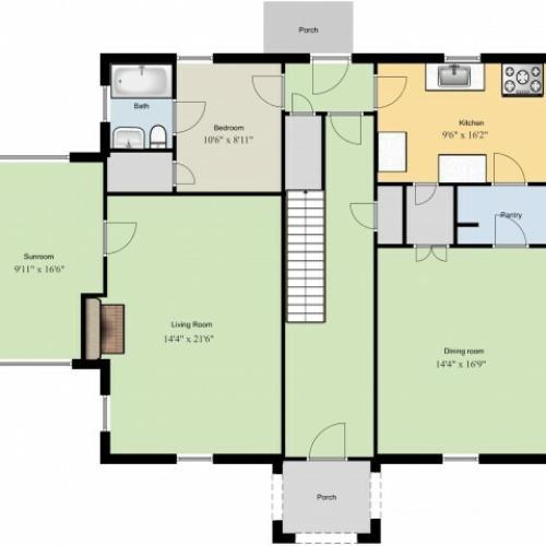 Academic Heights (SGO4) 1st Floor
