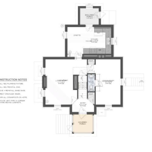 Simpson 1st floor
