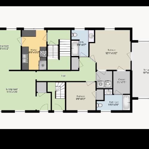 Frankfort 1st Floor