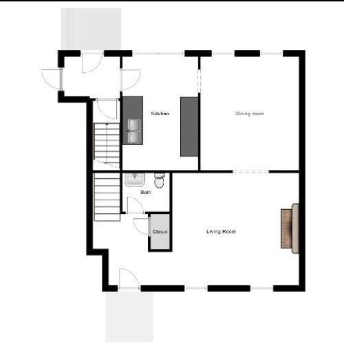 Carlton 1st Floor