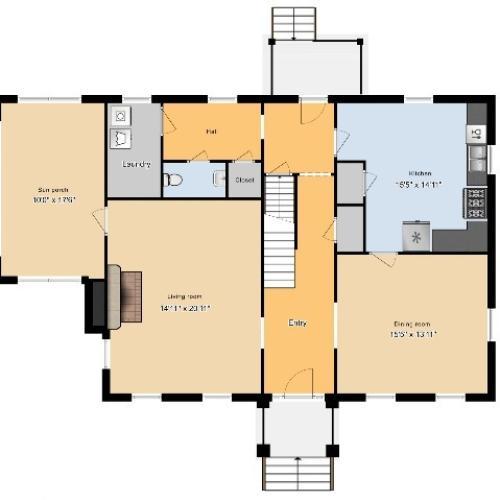 Solomon 1st Floor