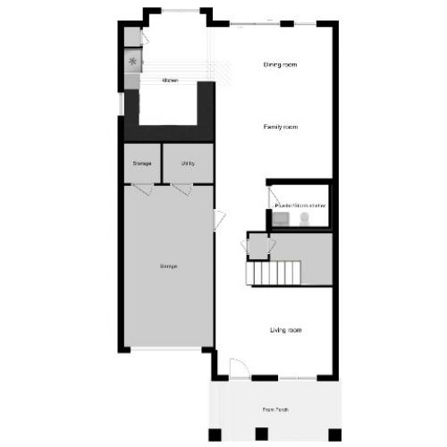 Hazelton 1st Floor
