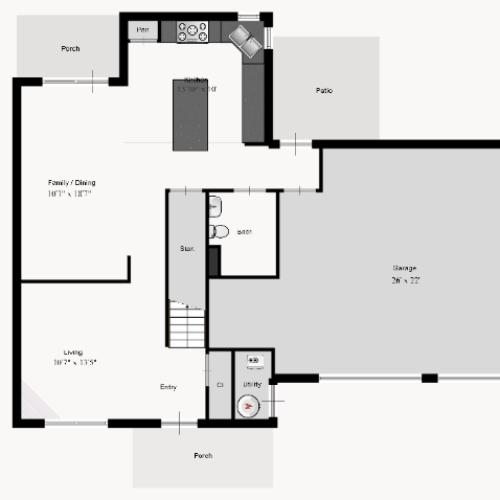 Winchester 1st Floor