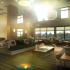 Community Study Lounge | Arlington Rentals | Penrose Apartments