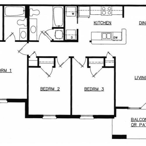 Dogwood Place Apartments