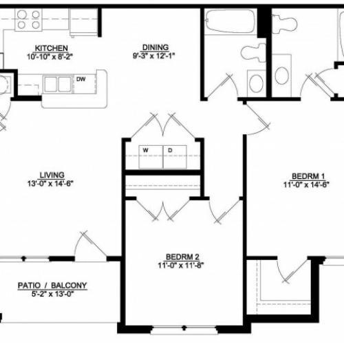 Turnrow Apartments