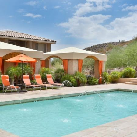 Resort Style Pool | Apartments in Phoenix, AZ | Mountainside Apartments