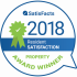 SatisFacts Resident Satisfaction Award | Apartments Seabrook TX | The Towers of Seabrook