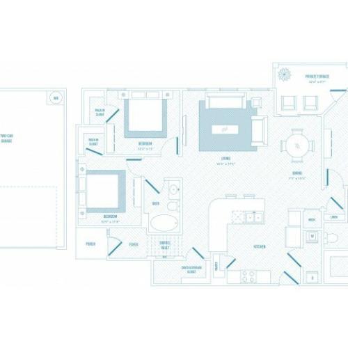 Vitality Floor Plan