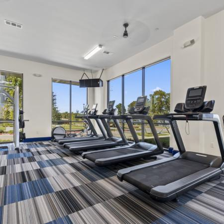 Community Fitness Center | Apartment in Rowlett, TX | The Mansions on the Lake