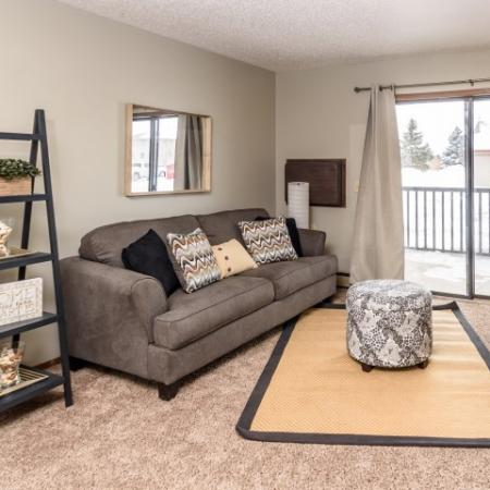 Spacious Living Room | Apartments in Sioux Falls, SD | Autumn Park