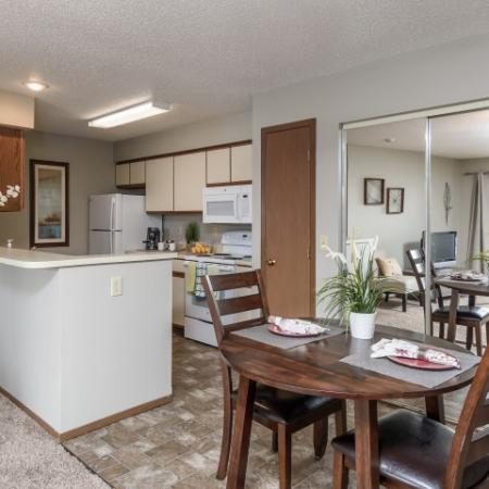 State-of-the-Art Kitchen | Sioux Falls SD Apartment Homes | Autumn Park