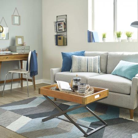 Spacious Living Room | Apartments in Des Moines, Iowa | Cityville I